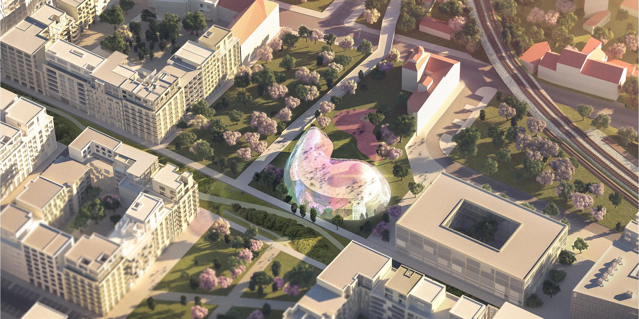 SMIHOV SCHOOL COMPETITION OCA architects Barcelona