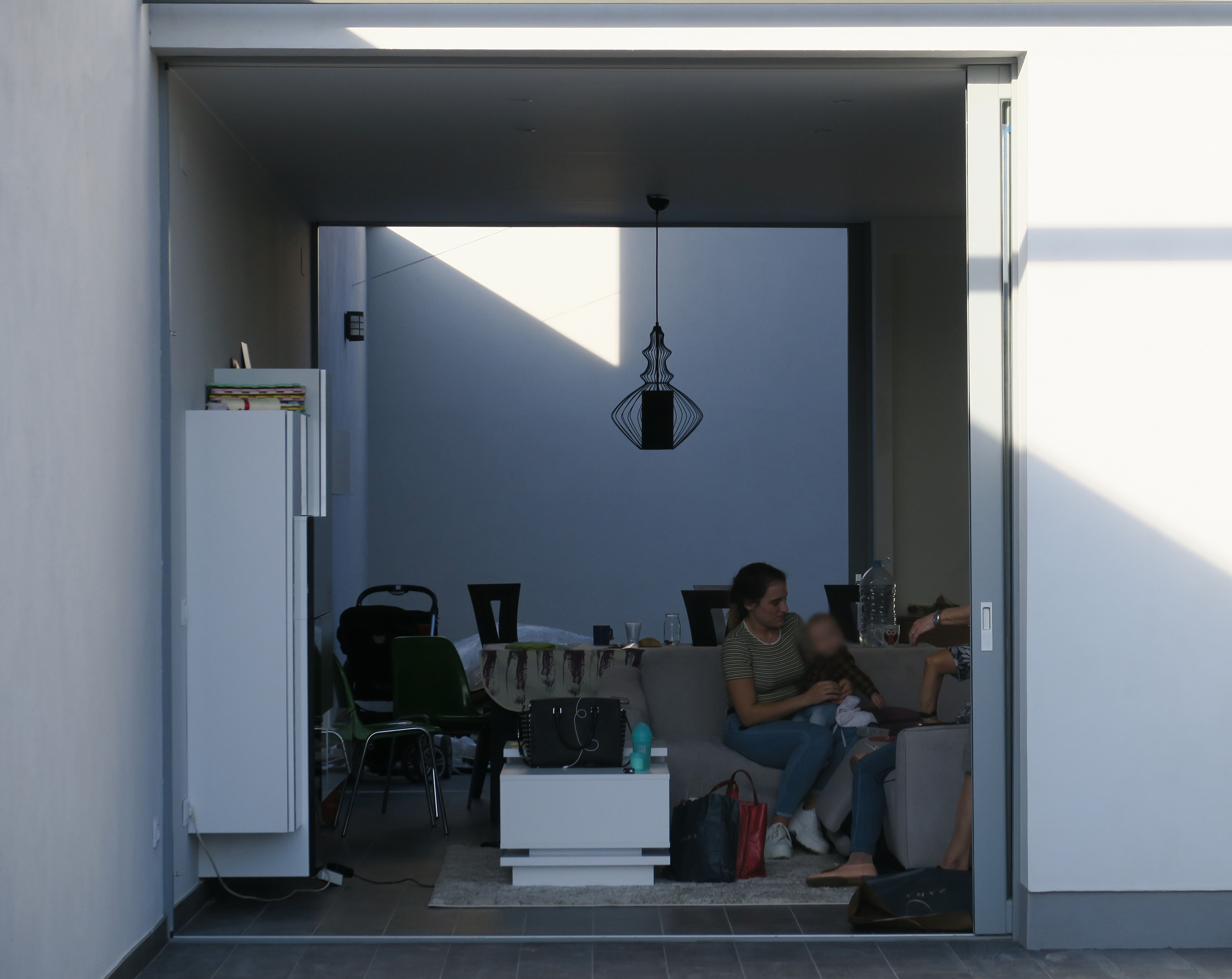 OCA architects Barcelona Casa unifamiliar en Zaidín Fraga Huesca Hernan Lleida Ruiz 01