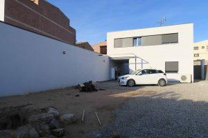 OCA architects Barcelona Casa unifamiliar vivienda aislada en Zaidín Fraga Lleida Huesca Hernan Lleida Ruiz arquitecto (25)