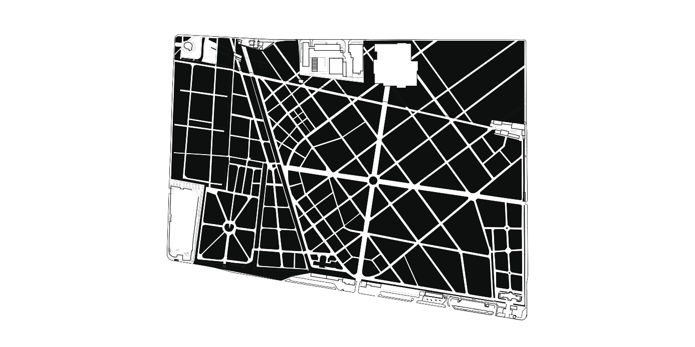 Extending the diagonally extendinggrid into the plot