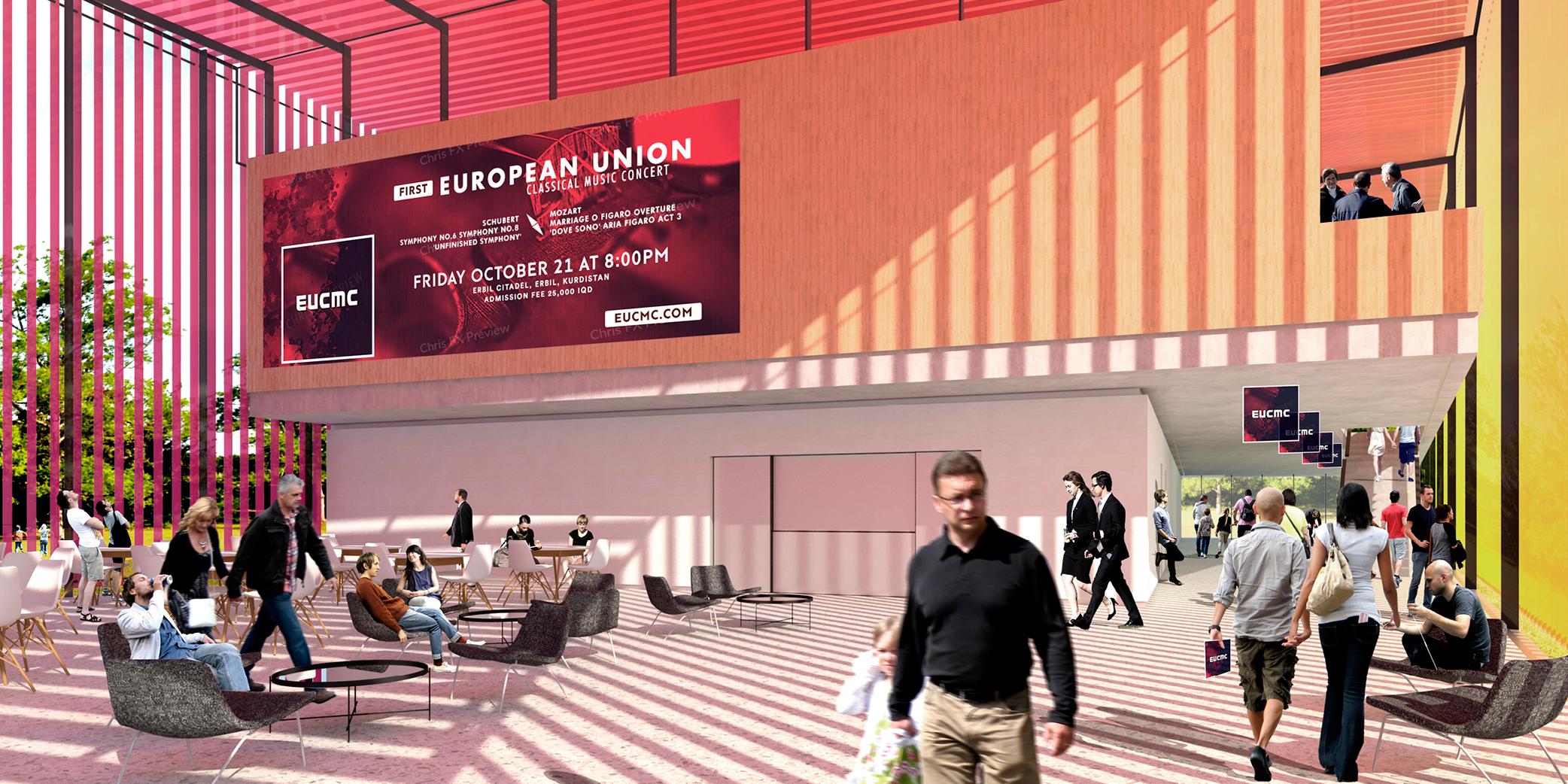 OCA architects Barcelona Trojska school Prague Hernan Lleida Ruiz Bernardo Garcia Morales83
