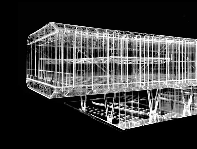 OCA architects Barcelona Prague Congress Centre NEW KCP NEW PCC Model Hernan Lleida Ruiz Bernardo Garcia Morales (16)