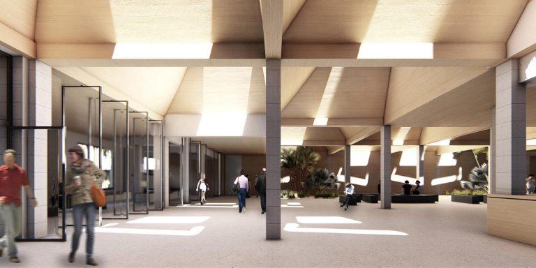OCA architects arquitecto arquitectura Barcelona nueva facultad ciencias de la salud universidad Alicante Hernan Lleida Ruiz Bernardo Garcia Morales3