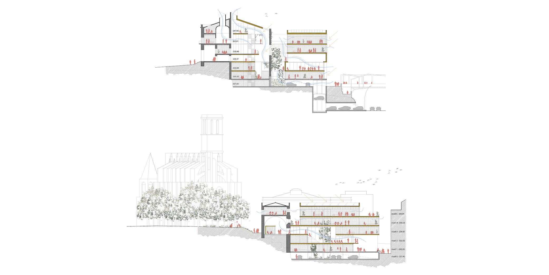 OCA architects & MIPMARI concurs arquitectura Nova Seu Generalitat Manresa Hernan Lleida Ruiz Bernardo Garcia Morales4