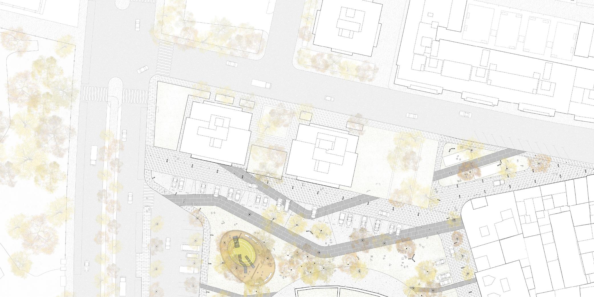 OCA architects concurso arquitectura urbanizacion entorno plaza de toros de Alcazar de San Juan Hernan Lleida Ruiz Bernardo Garcia Morales Oscar Berbel13