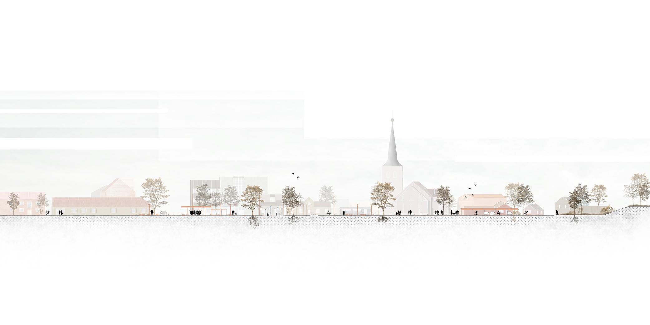 OCA architects urban architecture competition Paide Central Paide keskvaljaku arhitektuurivoistluse Hernan Lleida Ruiz Bernardo Garcia Morales Linn Nagel_web10