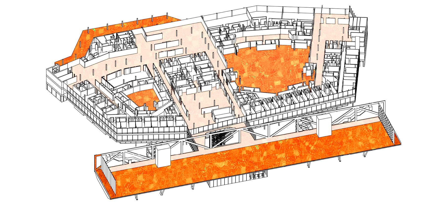 NEW PCC Prague Congress Centre KCP Kongresove Centrum Praha Construction OCA architects Barcelona Marc Subirana Bernardo Garcia Hernan Lleida14