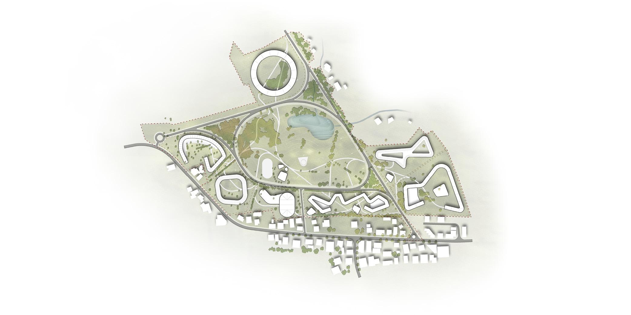 OCA architects Dormitories of the Cyprus University of Technology in Limassol - Κοιτώνες Κύπρος Λεμεσός Hernan Lleida Ruiz Bernardo Garcia Morales14