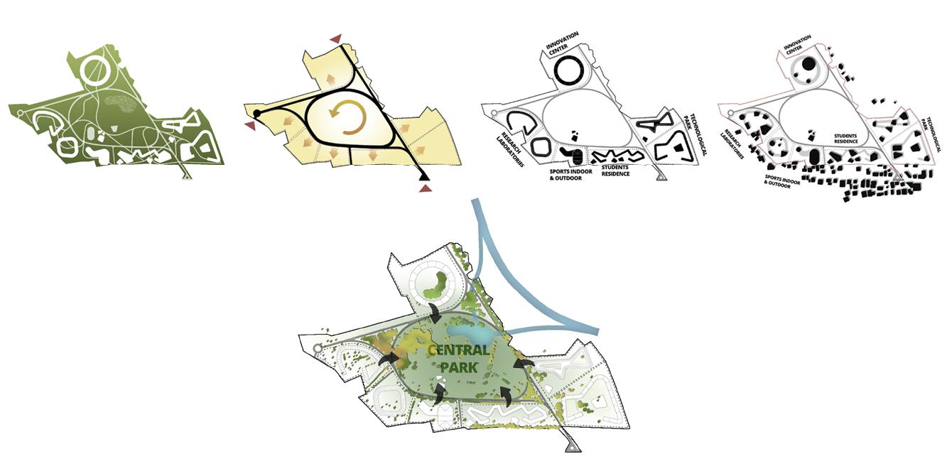 OCA architects Dormitories of the Cyprus University of Technology in Limassol - Κοιτώνες Κύπρος Λεμεσός Hernan Lleida Ruiz Bernardo Garcia Morales15