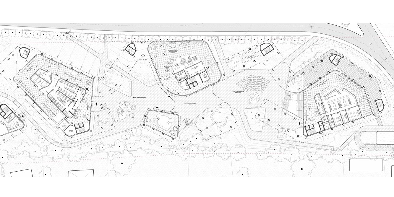 OCA architects Dormitories of the Cyprus University of Technology in Limassol - Κοιτώνες Κύπρος Λεμεσός Hernan Lleida Ruiz Bernardo Garcia Morales21