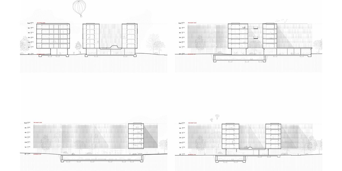 OCA architects Dormitories of the Cyprus University of Technology in Limassol - Κοιτώνες Κύπρος Λεμεσός Hernan Lleida Ruiz Bernardo Garcia Morales24