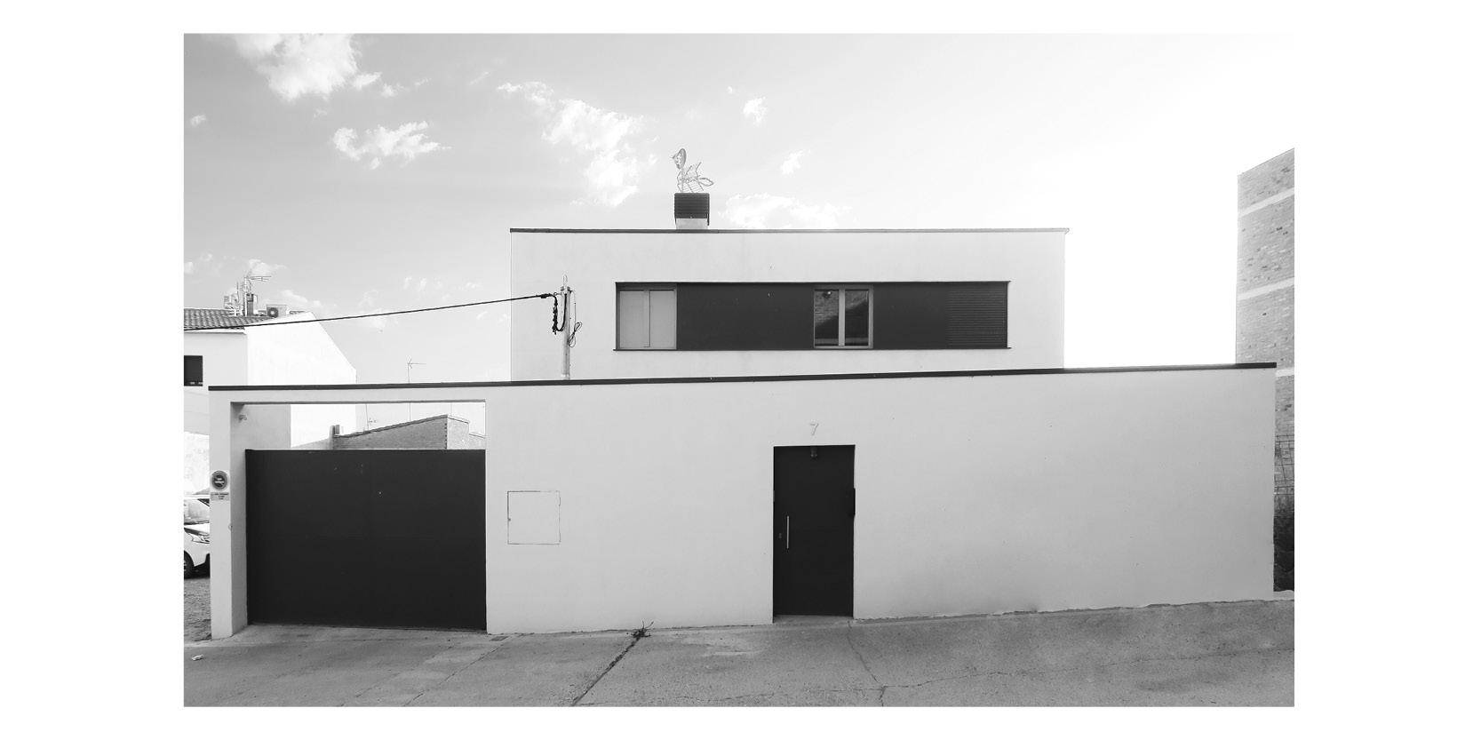 OCA architects Barcelona Casa unifamiliar en Zaidín Fraga Lleida Binefar Tamarite Huesca Hernan Lleida Ruiz4