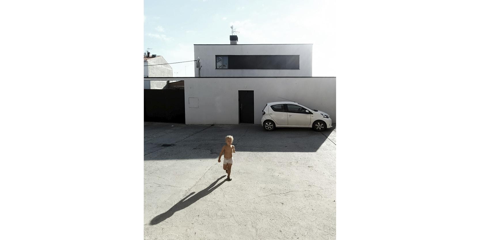 OCA architects Barcelona Casa unifamiliar en Zaidín Fraga Lleida Binefar Tamarite Huesca Hernan Lleida Ruiz5