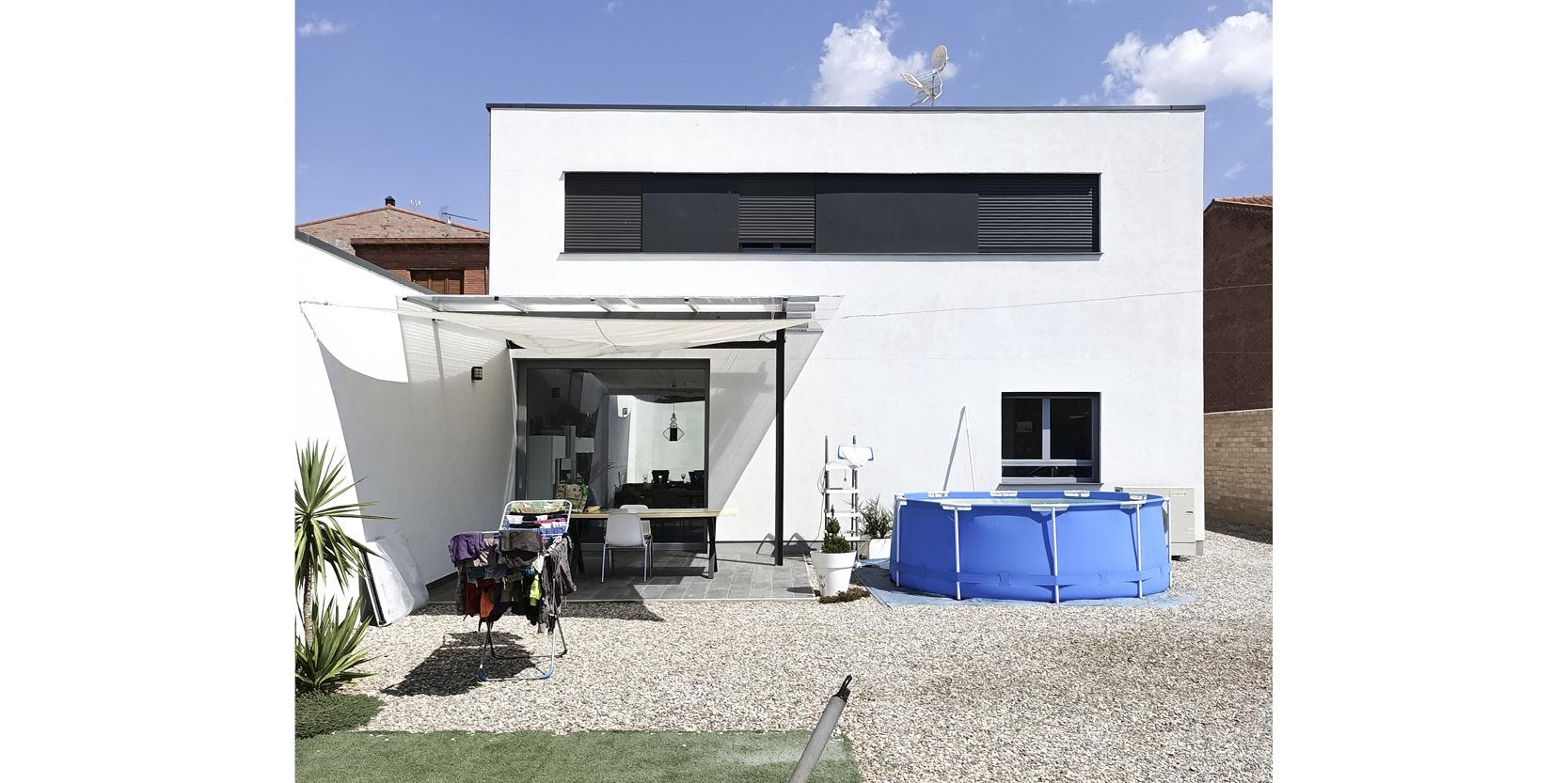OCA architects Barcelona Casa unifamiliar en Zaidín Fraga Lleida Binefar Tamarite Huesca Hernan Lleida Ruiz8