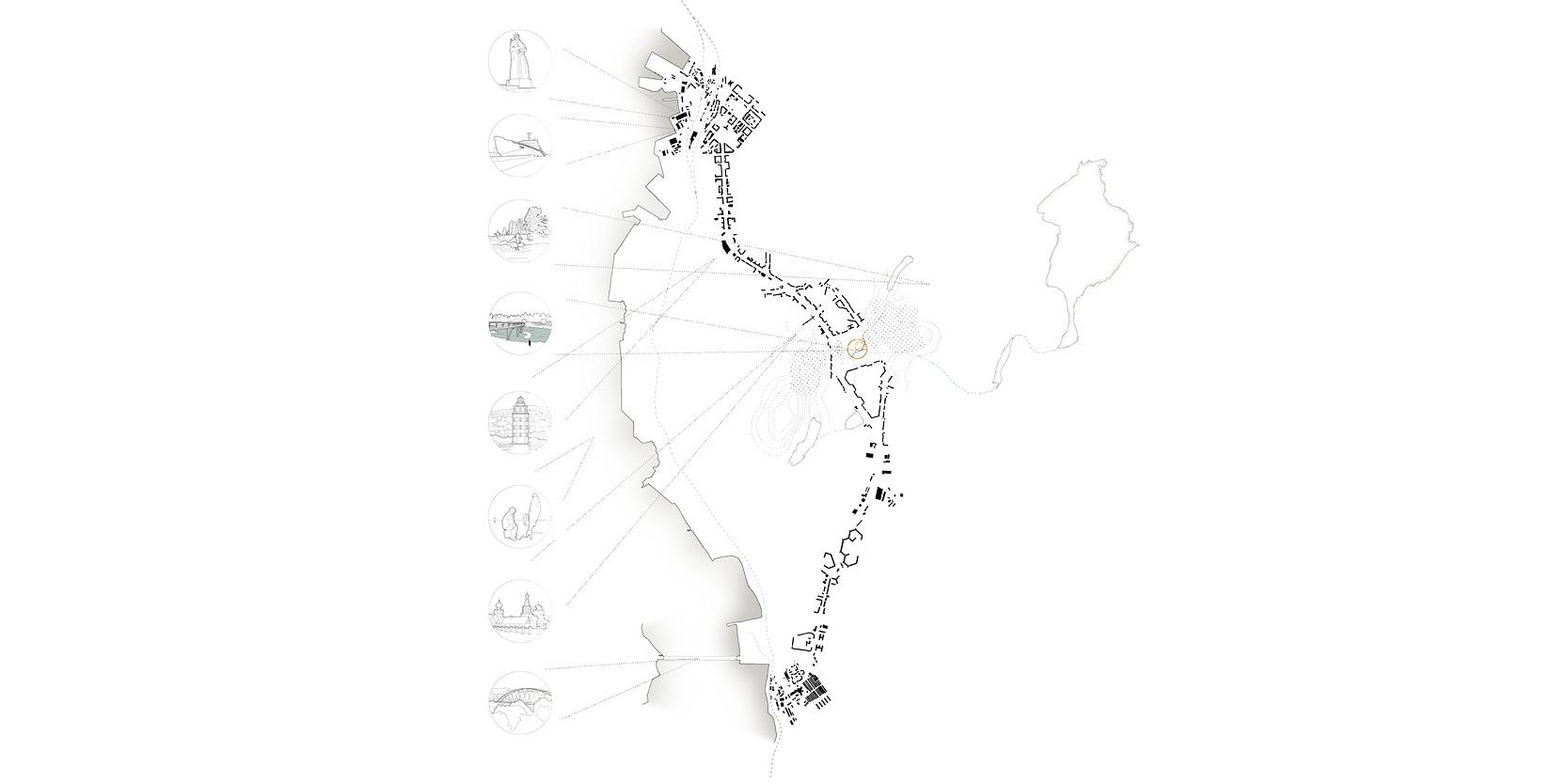 OCA architects Coziness Valley Долина Уюта competition Murmansk region Hernan Lleida Ruiz Bernardo Garcia Morales Miquel Perez Eric Moya13