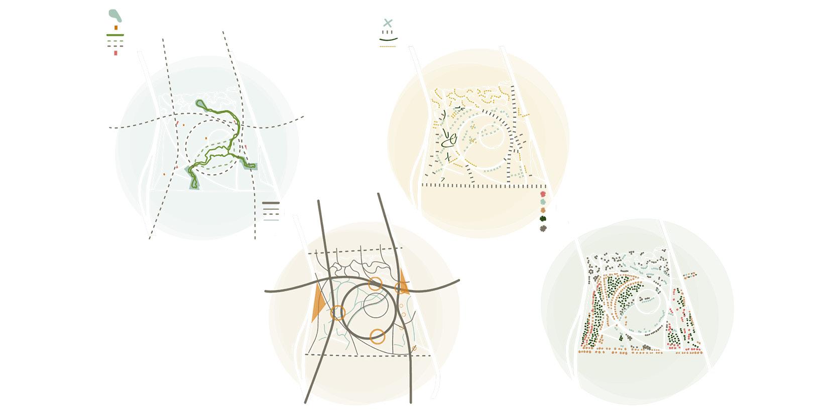 OCA architects Coziness Valley Долина Уюта competition Murmansk region Hernan Lleida Ruiz Bernardo Garcia Morales Miquel Perez Eric Moya18