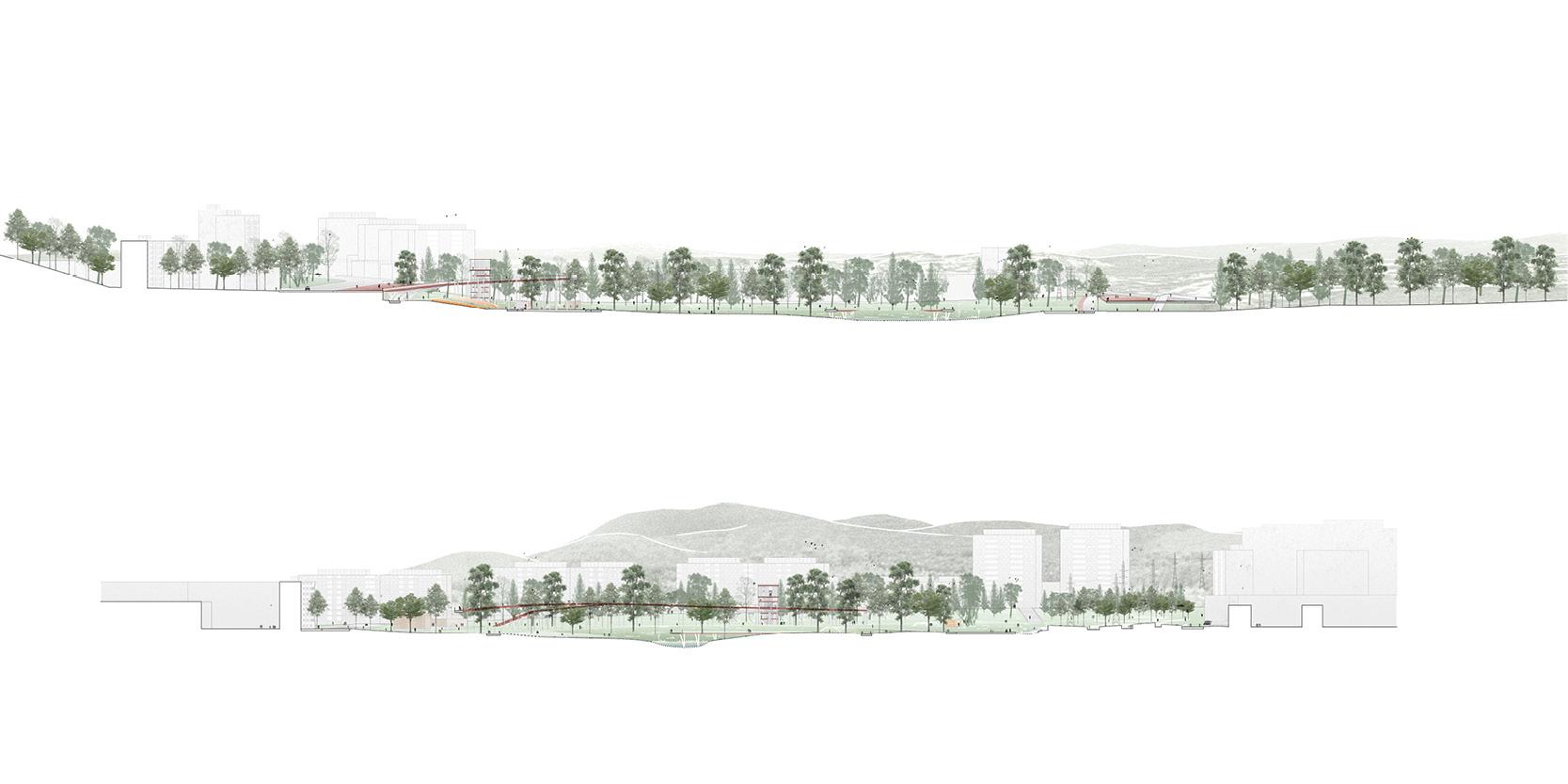 OCA architects Coziness Valley Долина Уюта competition Murmansk region Hernan Lleida Ruiz Bernardo Garcia Morales Miquel Perez Eric Moya20