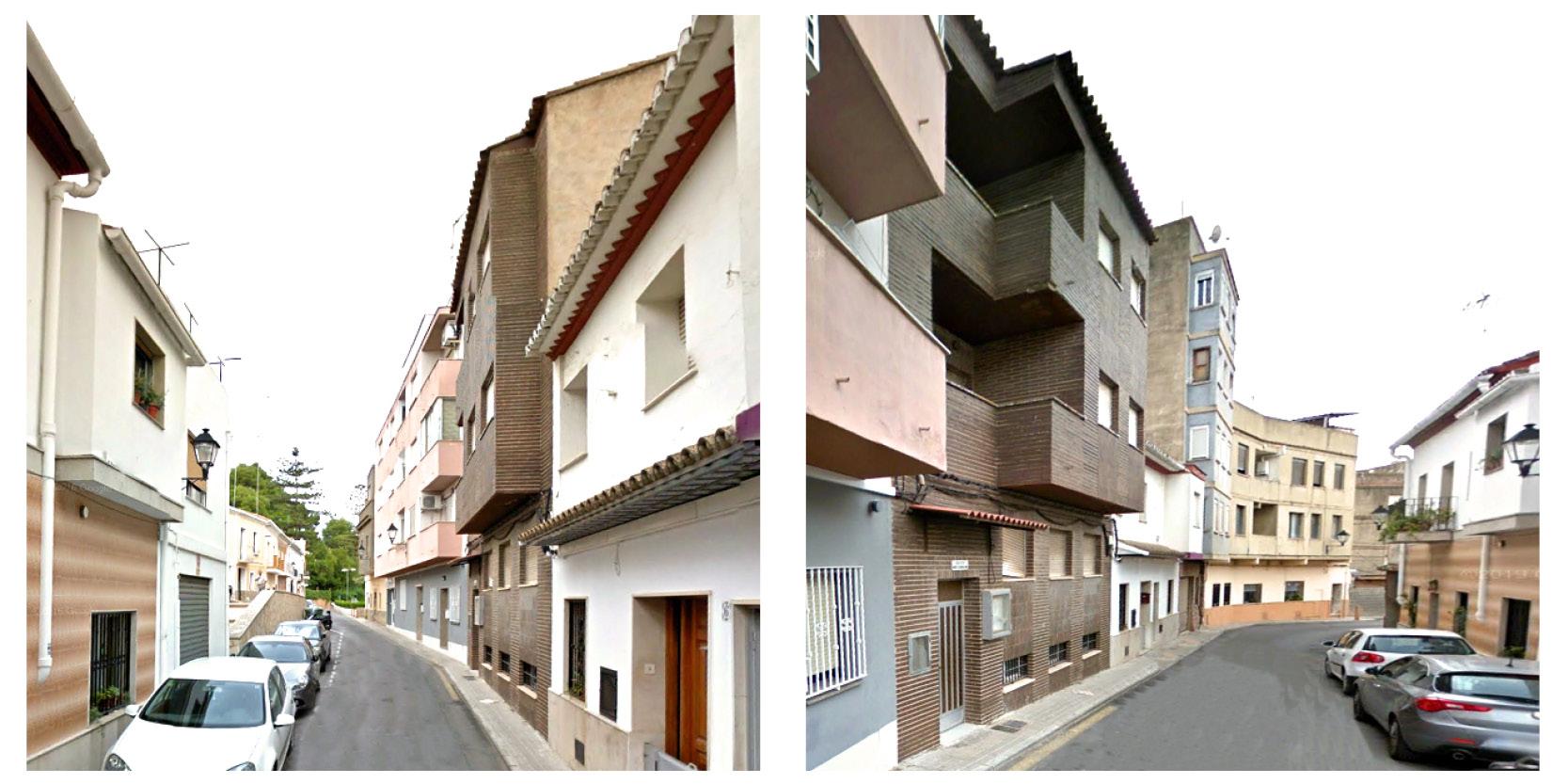 OCA architects arquitectos arquitectes Reforma energética de fachada de oficinas municipales en Naquera Valencia Hernan Lleida Bernardo Garcia3