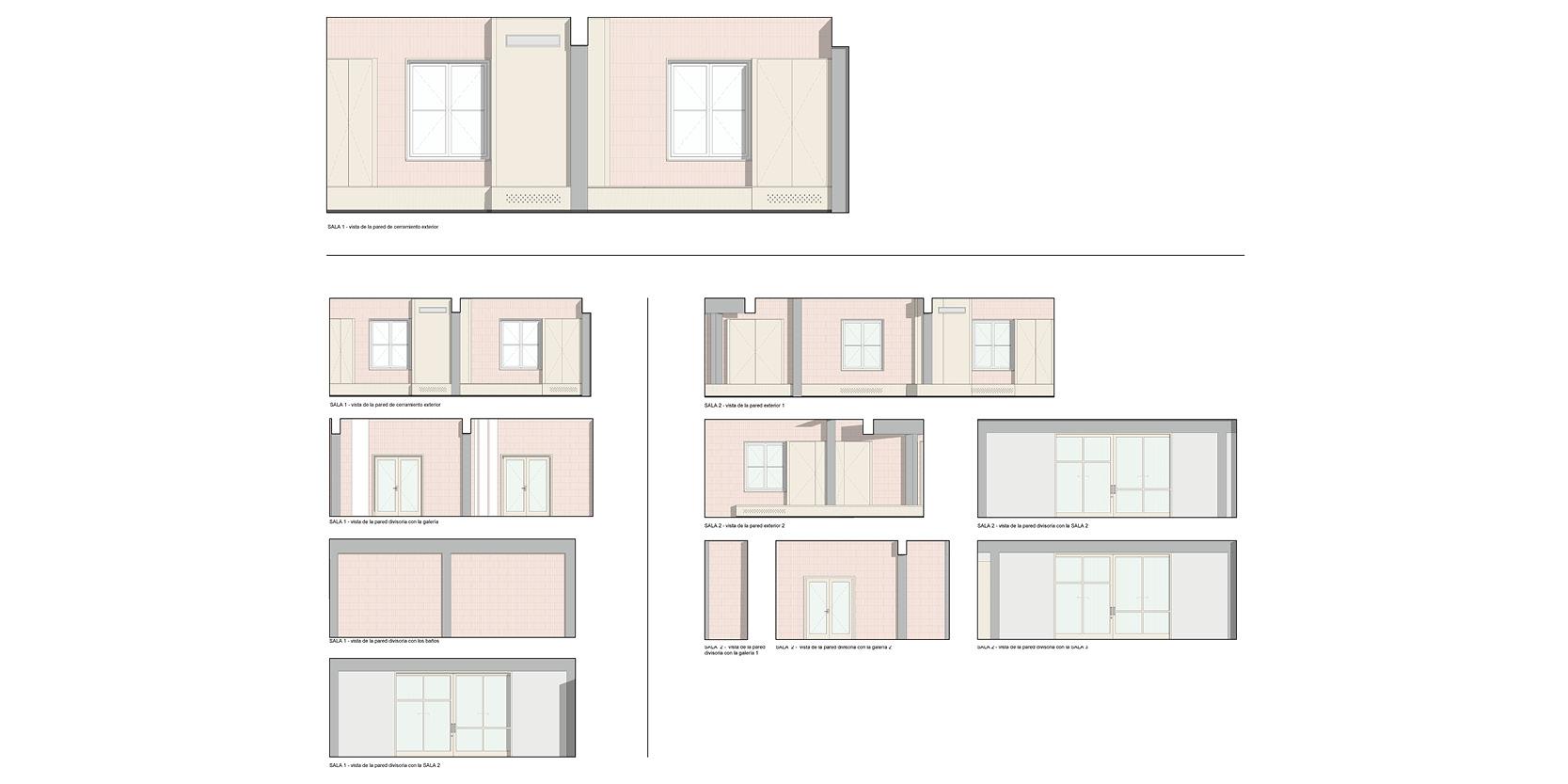 OCA architects arquitectos y DDA Centro de dia medicalizado para personas mayores en Paracuellos de Jarama Hernan Lleida Bernardo Garcia15