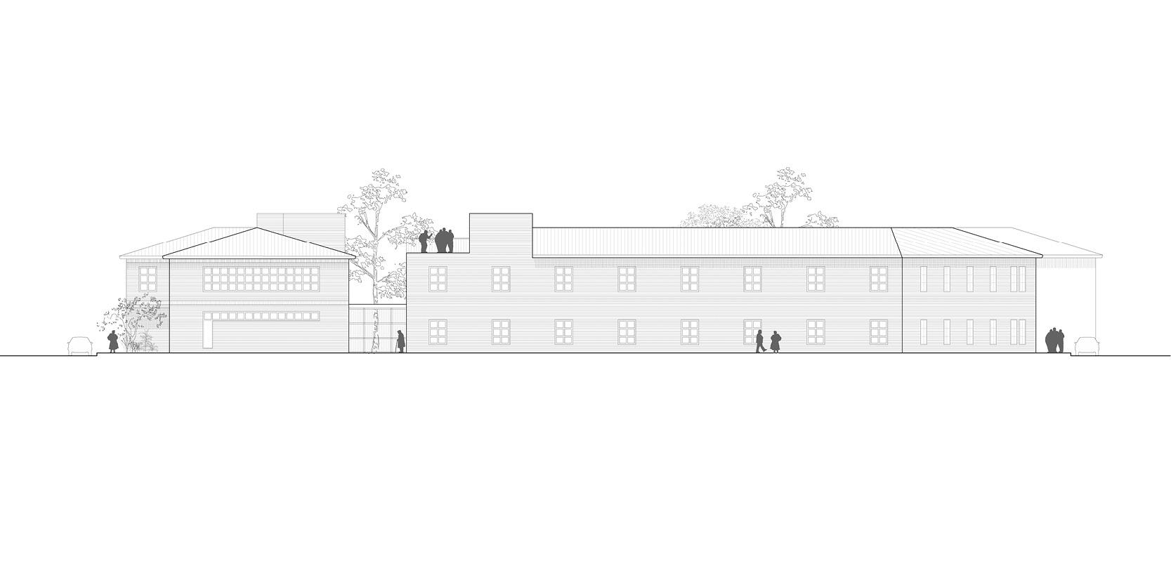 OCA architects arquitectos y DDA Centro de dia medicalizado para personas mayores en Paracuellos de Jarama Hernan Lleida Bernardo Garcia8