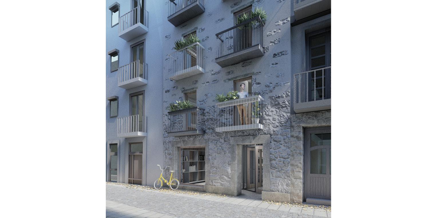 Albergue peregrinos Santander OCA ARCHITECTS OCA ARQUITECTES OCA ARQUITECTOS Hostel design architecture Hernan Lleida Bernardo Garcia9