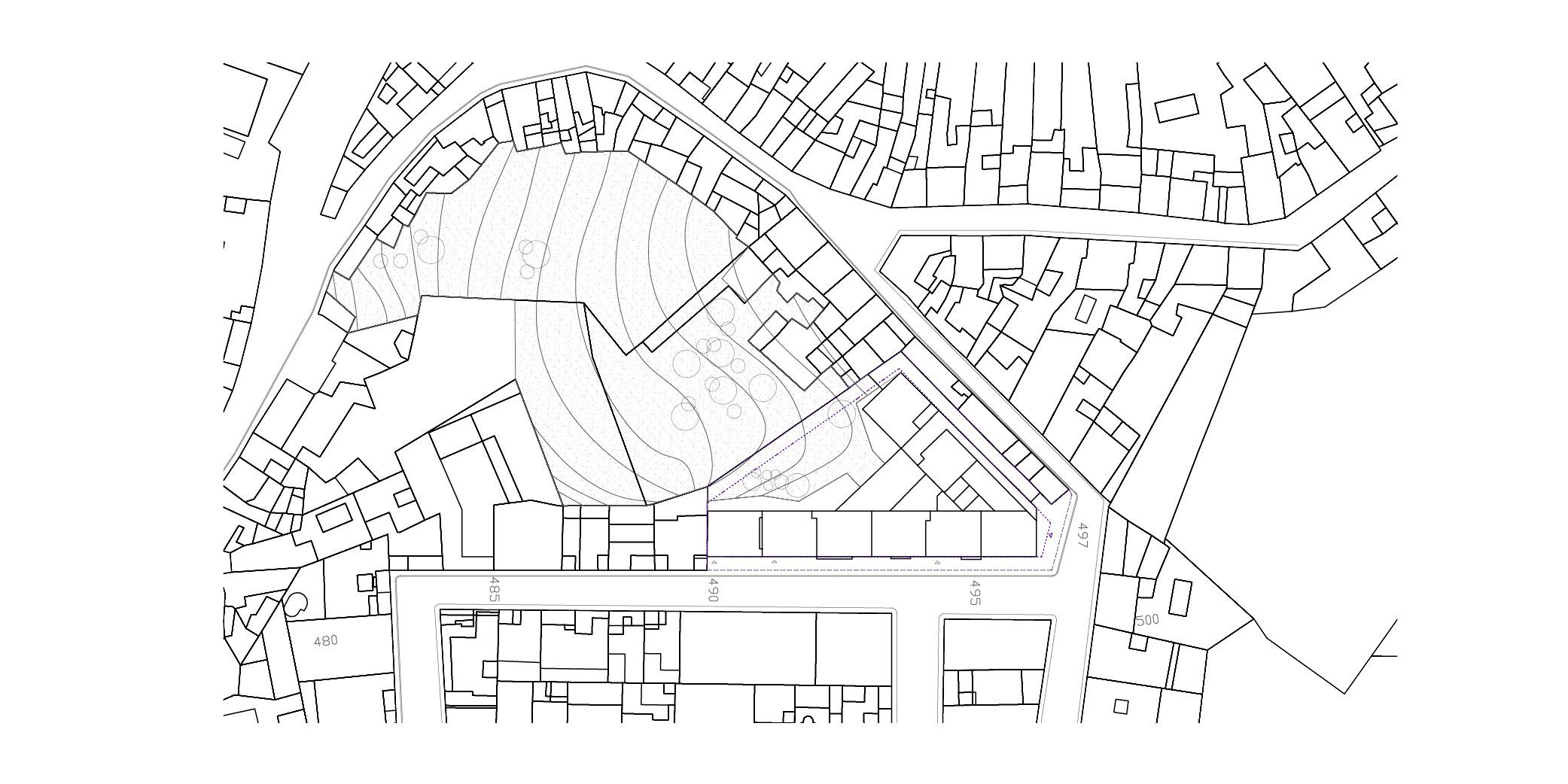 Centro de dia y centro resedencial Caballeros OCA ARCHITECTS OCA arquitectos architecture design Hernan Lleida Bernardo Garcia 5