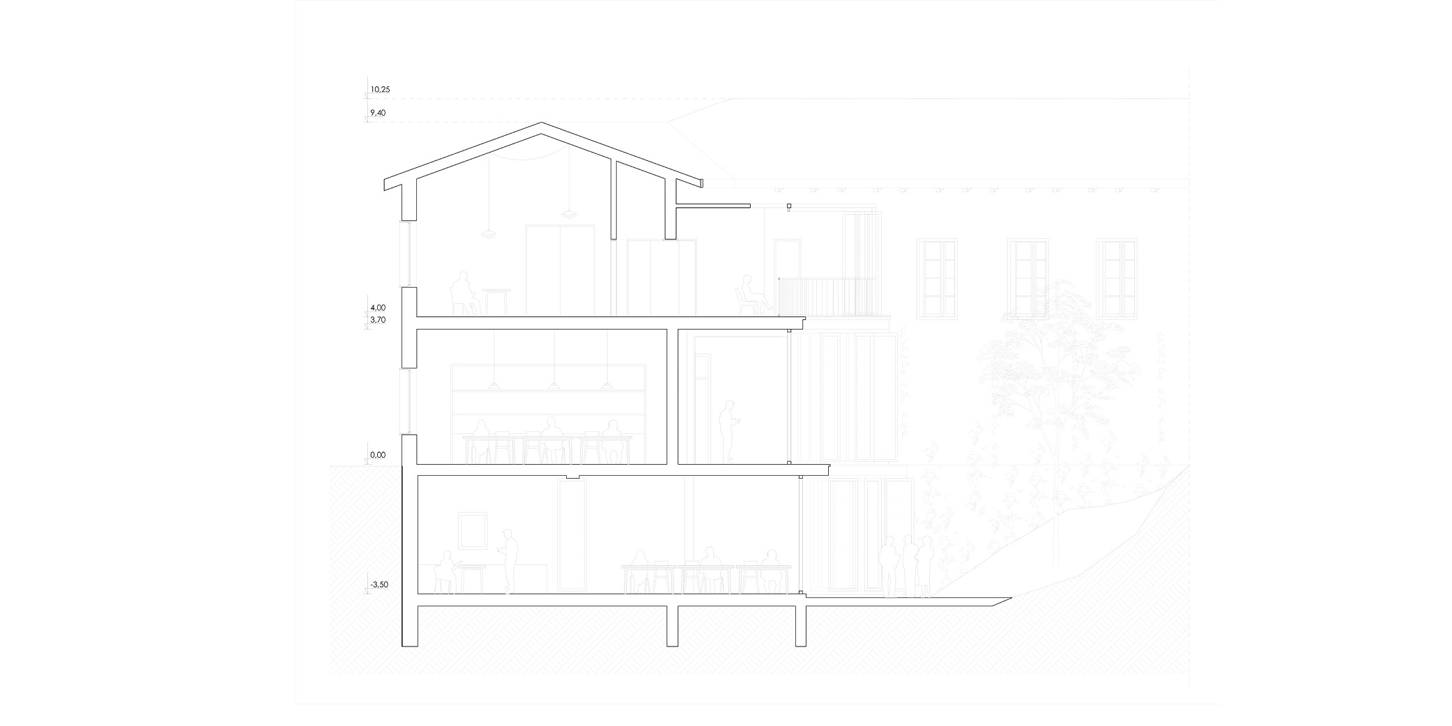 Daganzo City Hall Extention Architecture Arquitectura OCA ARCHITECTS OCA arquitectas Hernan Lleida Bernardo Garcia_10
