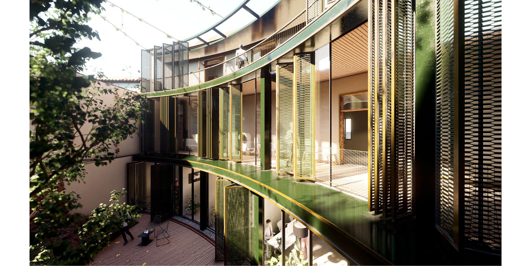 Daganzo City Hall Extention Architecture Arquitectura OCA ARCHITECTS OCA arquitectas Hernan Lleida Bernardo Garcia_4