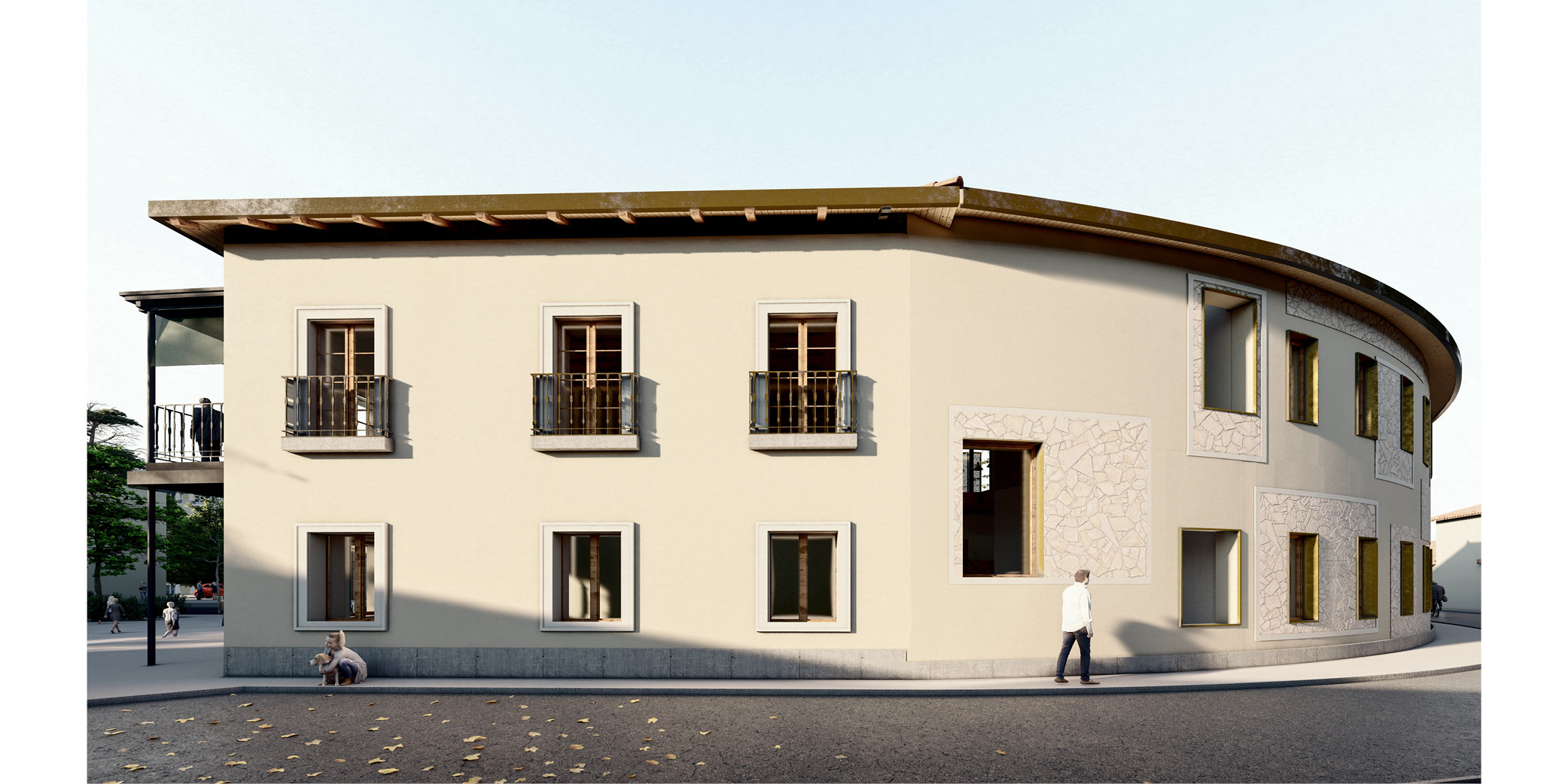 Daganzo City Hall Extention Architecture Arquitectura OCA ARCHITECTS OCA arquitectas Hernan Lleida Bernardo Garcia_5