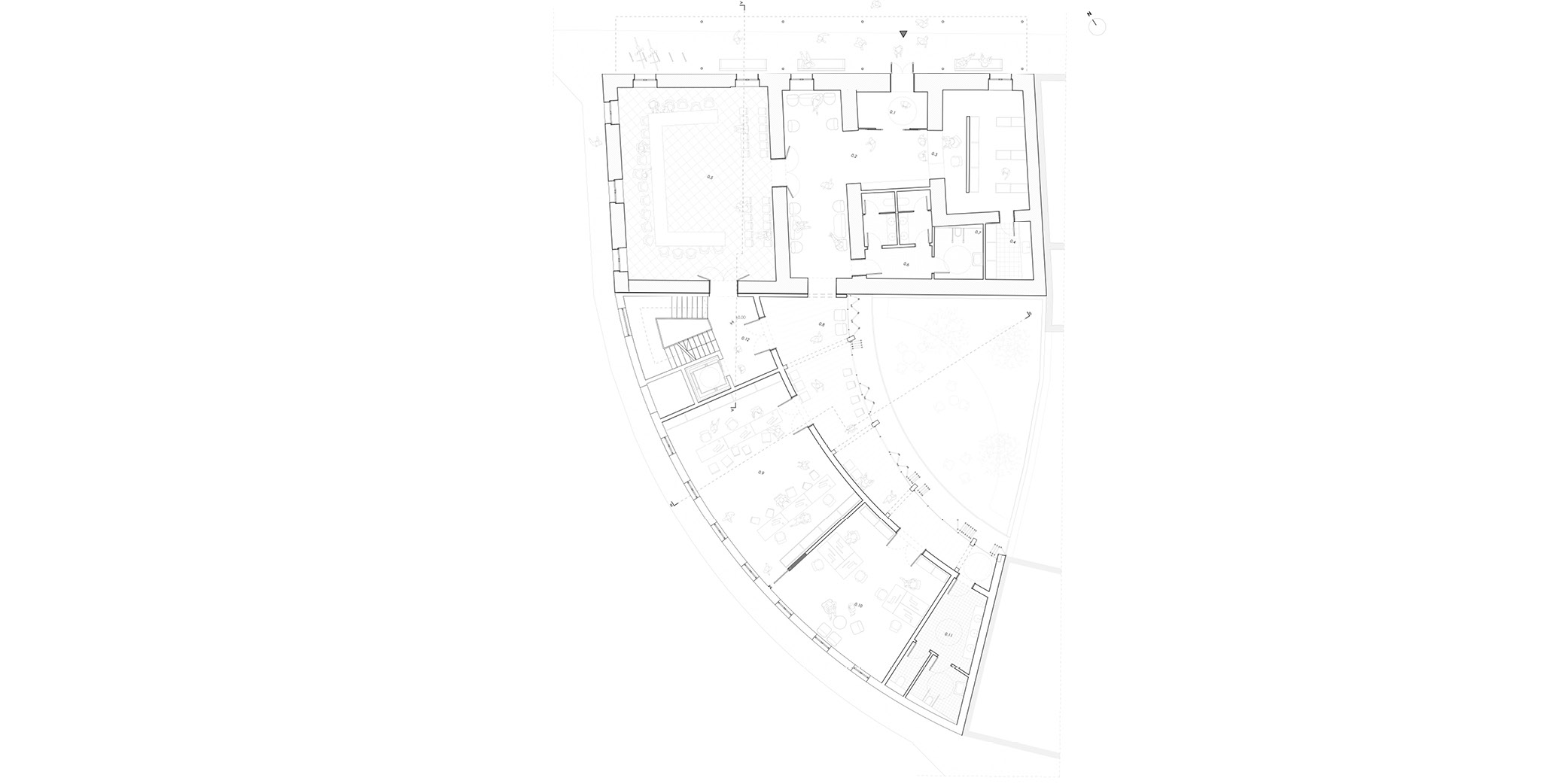 Daganzo City Hall Extention Architecture Arquitectura OCA ARCHITECTS OCA arquitectas Hernan Lleida Bernardo Garcia_7
