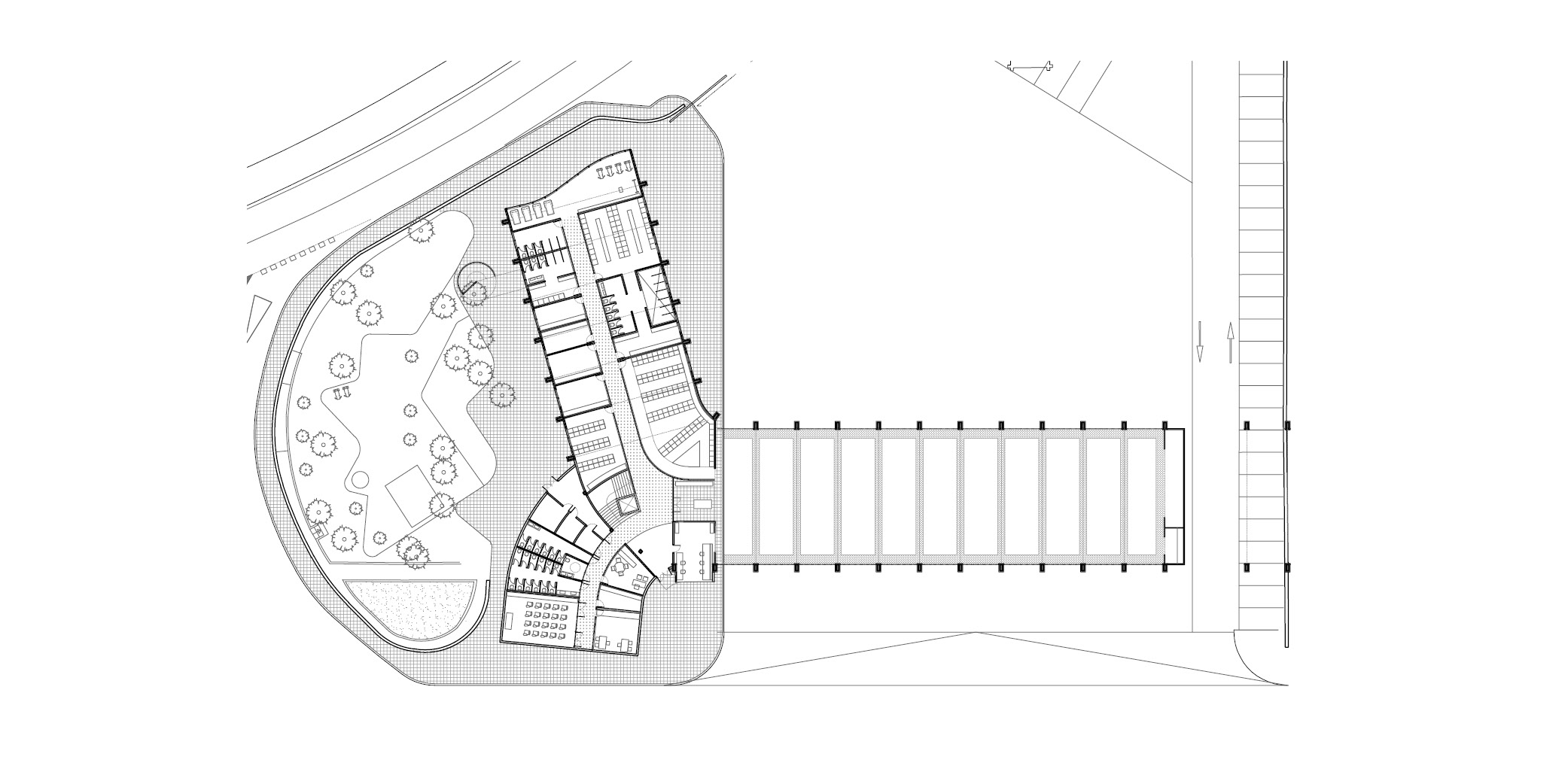 Parc de Bombers de Tarragona OCA ARCHITECTS OCA ARQUITECTOS Architecture design Hernan Lleida BErnardo Garcia 2