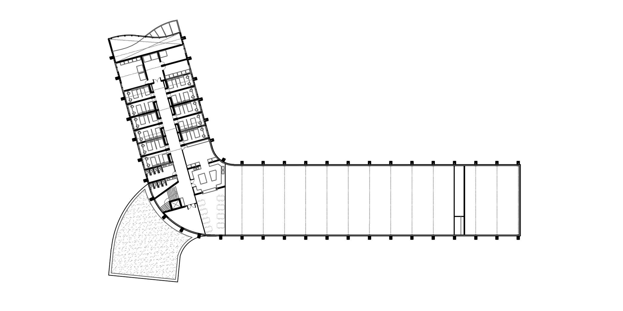 Parc de Bombers de Tarragona OCA ARCHITECTS OCA ARQUITECTOS Architecture design Hernan Lleida BErnardo Garcia 4