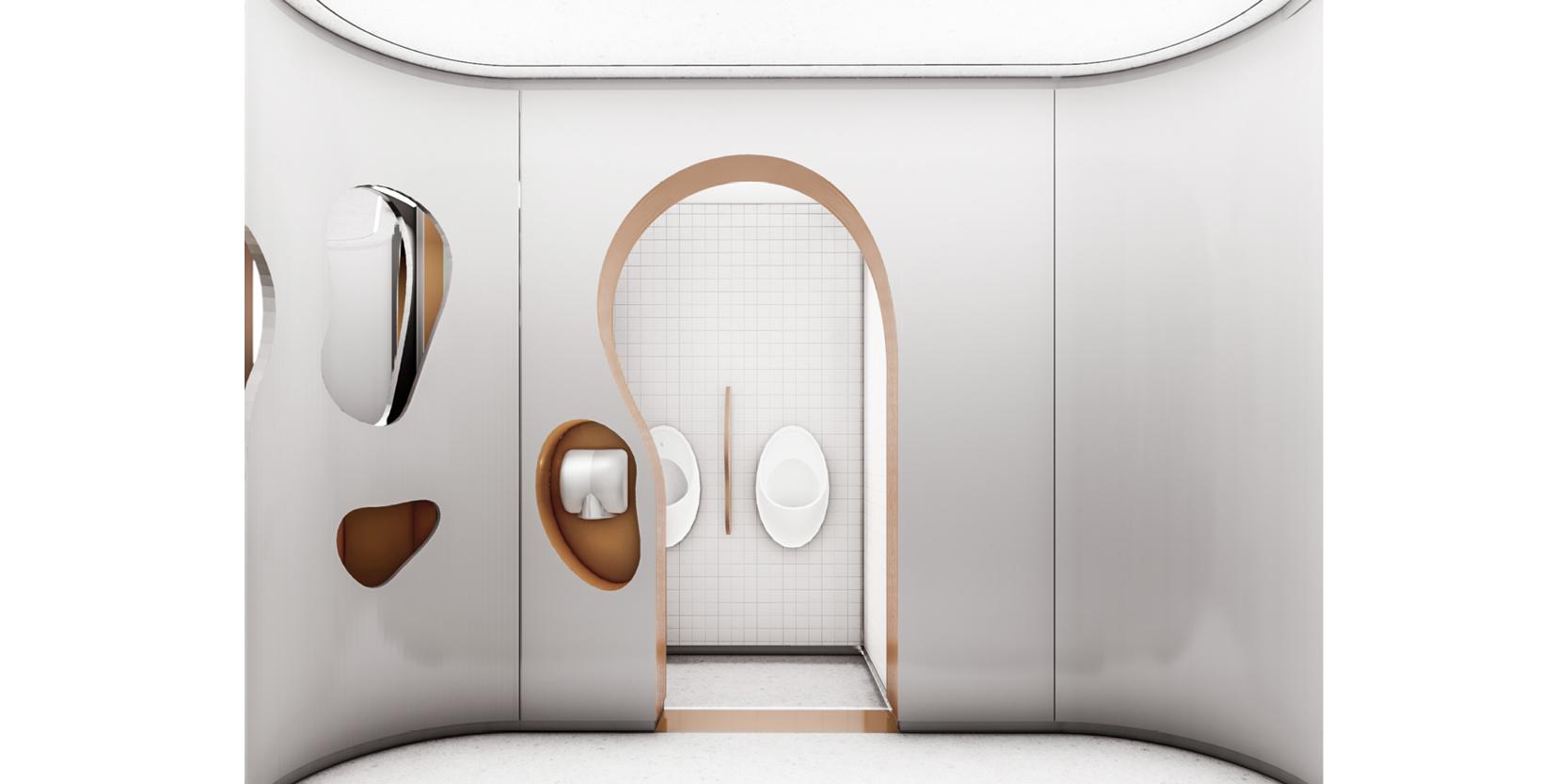 Reforma lavabos estadistica IDESCAT OCA Architects Arquitectura architecture interior design disseny interior Hernan Lleida Bernardo Garcia2