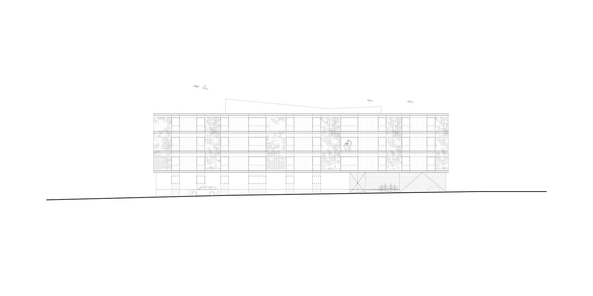 Terrasa housing OCA ARCHITEctS OCA ARQUITECTOS architecture design Hernan Lleida Bernardo 8