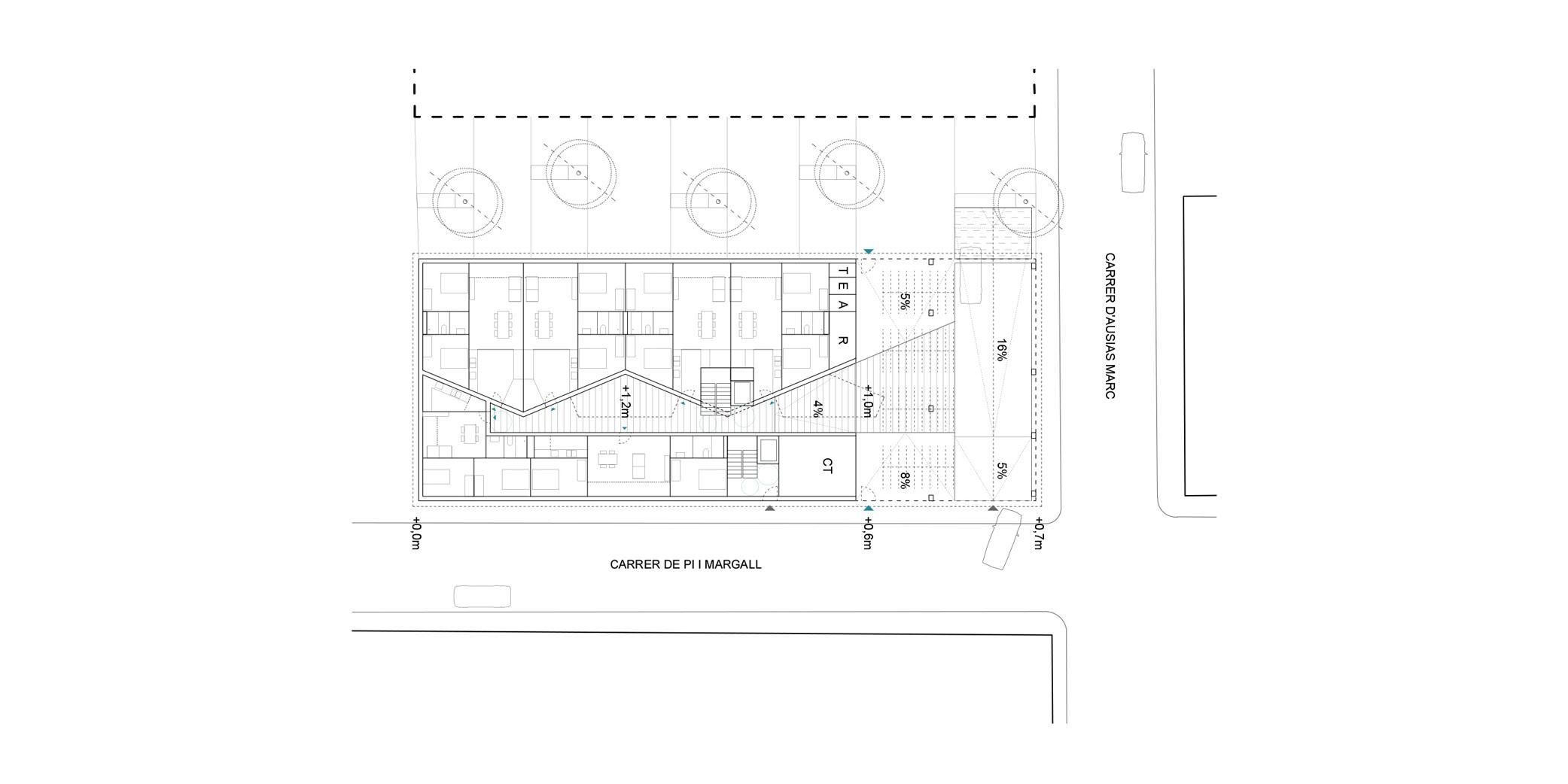 Terrasa housing OCA ARCHITEctS OCA ARQUITECTOS architecture design Hernan Lleida Bernardo Garcia 2