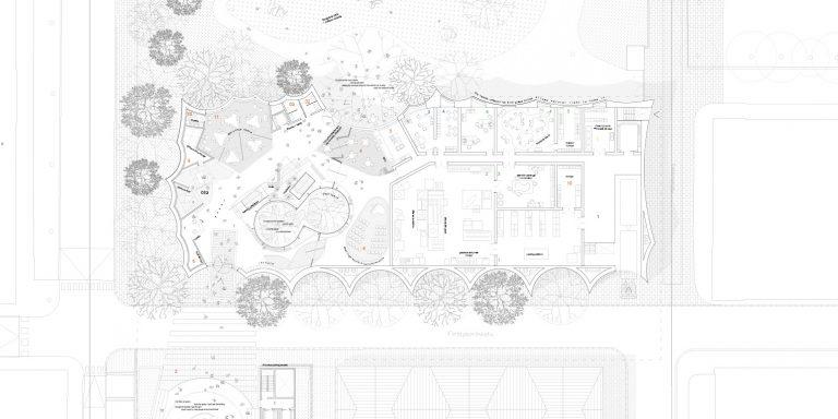 Architectural Competition for the Sara Hildén Art Museum TAMPERE FINLAND taidemuseon arkkitehtuurikilpailu OCA ARCHITECTS Hernnan Lleida Bernardo Garcia15