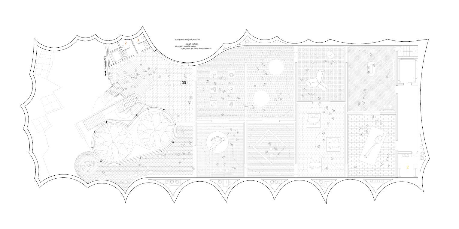 Architectural Competition for the Sara Hildén Art Museum TAMPERE FINLAND taidemuseon arkkitehtuurikilpailu OCA ARCHITECTS Hernnan Lleida Bernardo Garcia17
