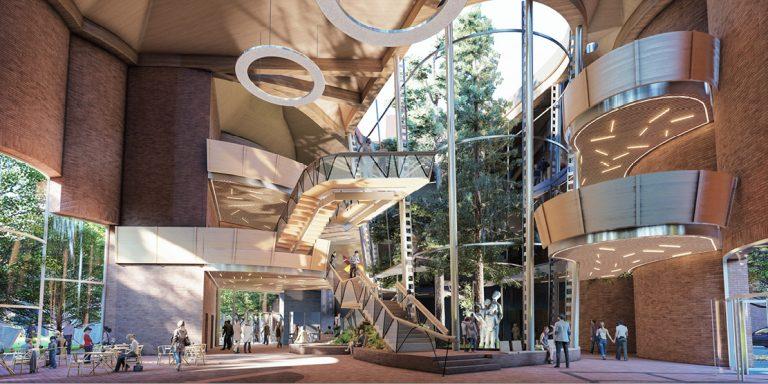 Architectural Competition for the Sara Hildén Art Museum TAMPERE FINLAND taidemuseon arkkitehtuurikilpailu OCA ARCHITECTS Hernnan Lleida Bernardo Garcia4