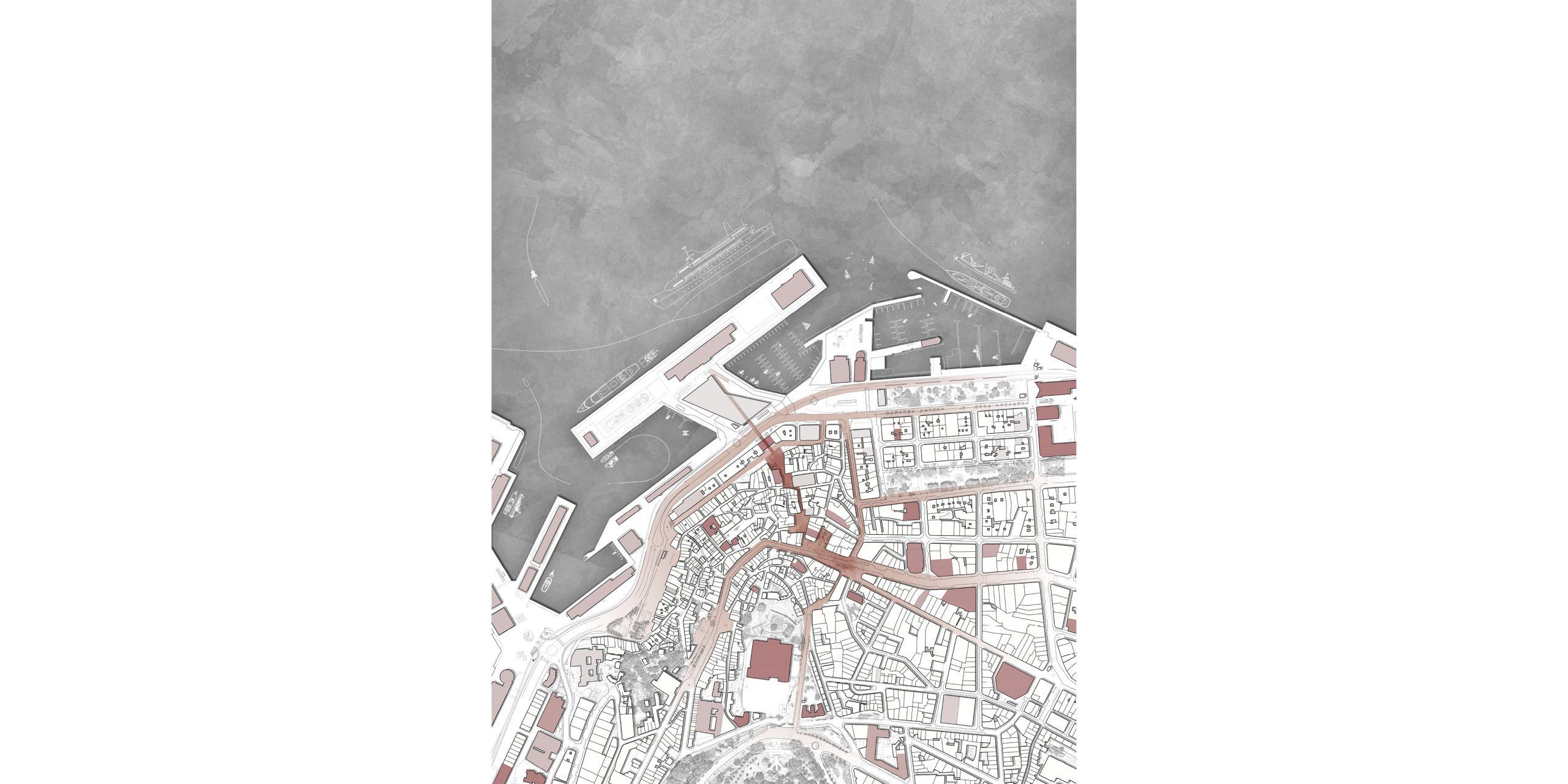 La Plaza de la Iglesia como núcleo generador del espacio público