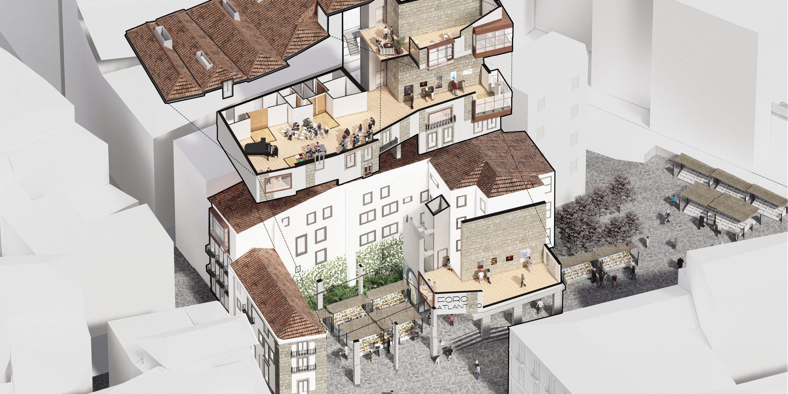 Edificación VIgo Arquitectura OCA ARCHITECTS OCA arquitectas Hernan Lleida Bernardo Garcia5