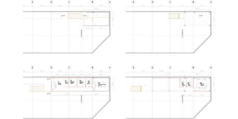 Nuevas oficinas brigada municipal de Binefar, Huesca OCA Architects Arquitectura architecture diseño interior industrial ingenieria Hernan Lleida Bernardo Garcia5