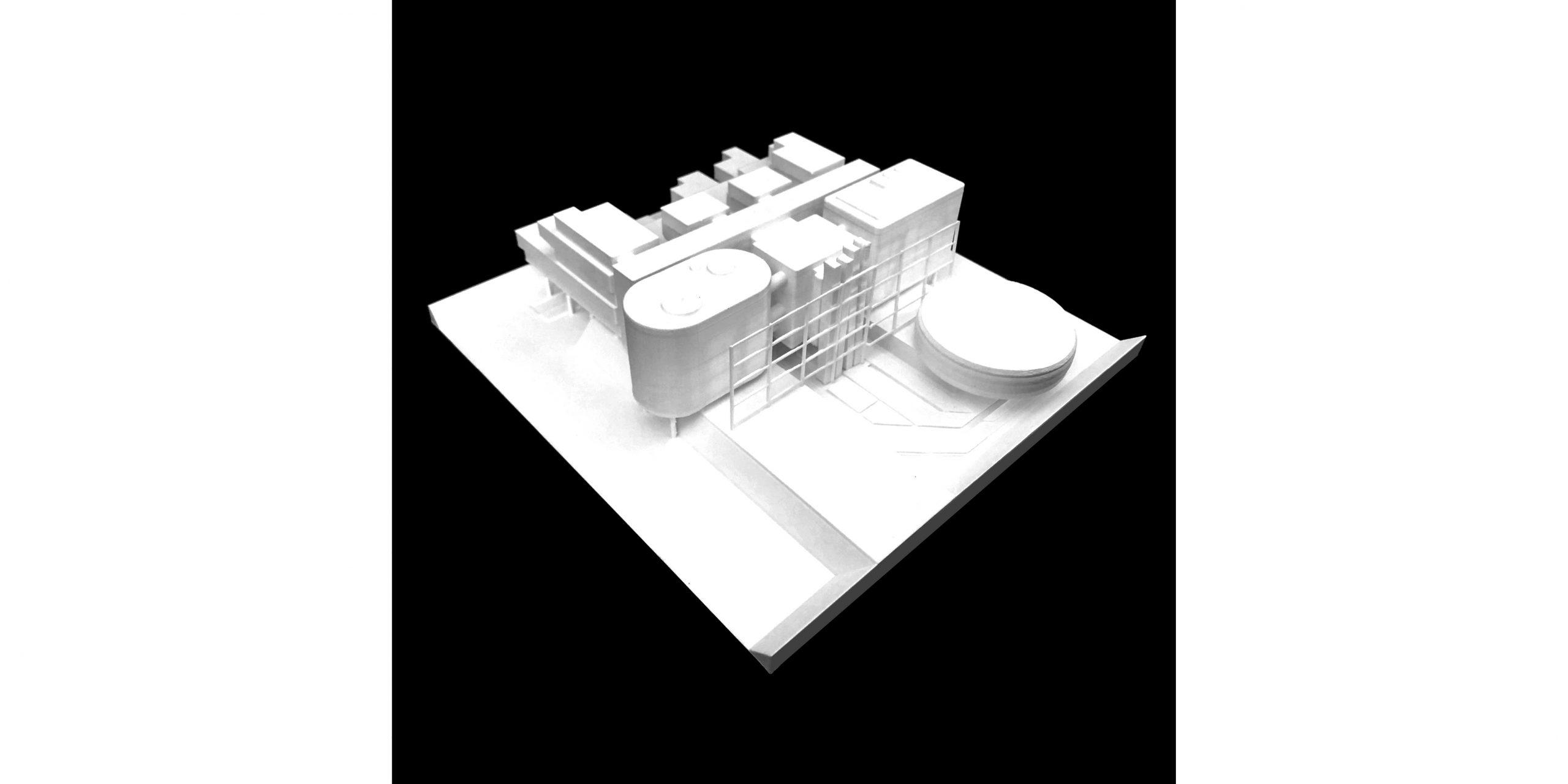 OCA architects Barcelona Prague Brno Black fields NUKIB KIB architecture competition Hernan Lleida Ruiz Bernardo Garcia Morales (10)3
