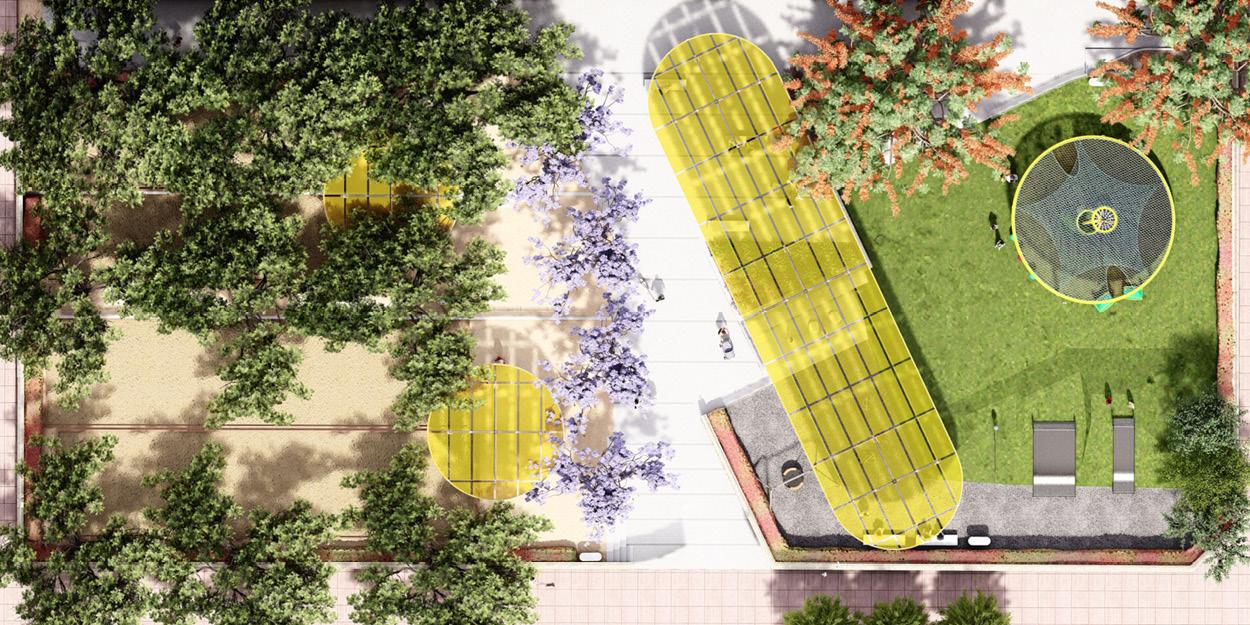 Recuperación y reforma integral del parque urbano Casa Cultural Playa de Arinaga en Argüimes, Las Palmas de Gran Canaria Hernan Lleida Bernardo Garcia