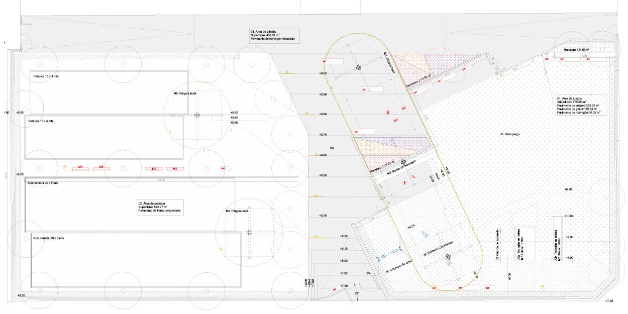 Recuperación y reforma integral del parque urbano Casa Cultural Playa de Arinaga en Argüimes, Las Palmas de Gran Canaria Hernan Lleida Bernardo Garcia10