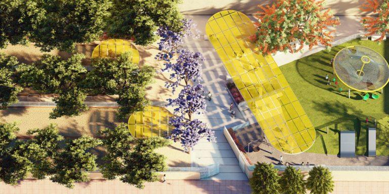 Recuperación y reforma integral del parque urbano Casa Cultural Playa de Arinaga en Argüimes, Las Palmas de Gran Canaria Hernan Lleida Bernardo Garcia2