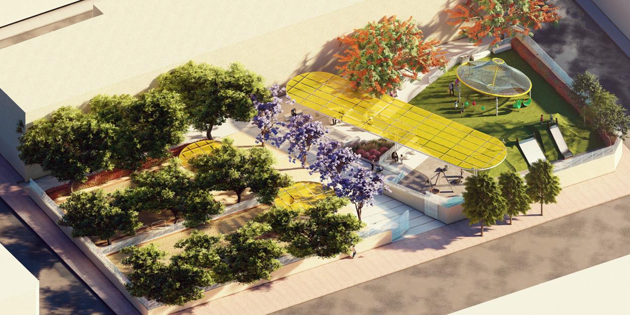 Recuperación y reforma integral del parque urbano Casa Cultural Playa de Arinaga en Argüimes, Las Palmas de Gran Canaria Hernan Lleida Bernardo Garcia3