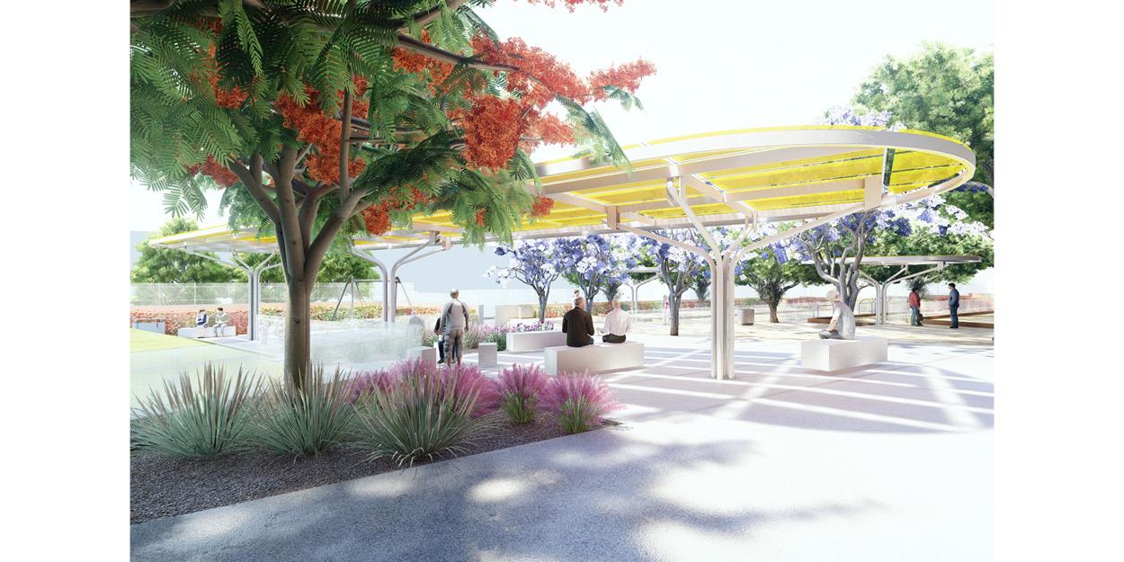 Recuperación y reforma integral del parque urbano Casa Cultural Playa de Arinaga en Argüimes, Las Palmas de Gran Canaria Hernan Lleida Bernardo Garcia5