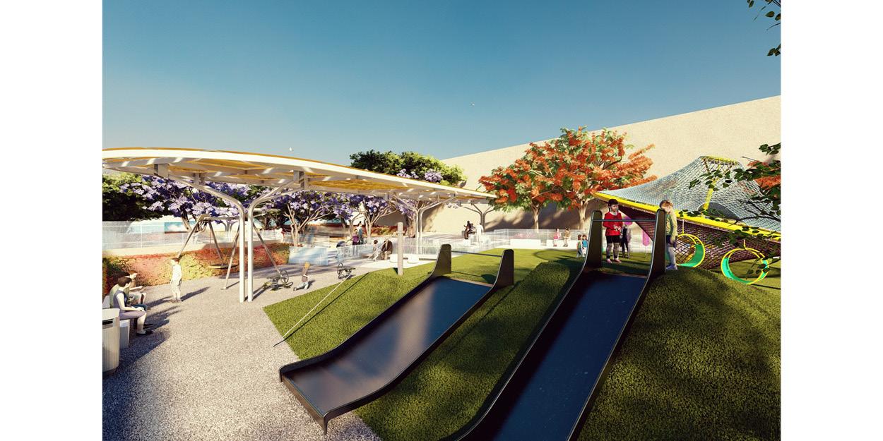 Recuperación y reforma integral del parque urbano Casa Cultural Playa de Arinaga en Argüimes, Las Palmas de Gran Canaria Hernan Lleida Bernardo Garcia6