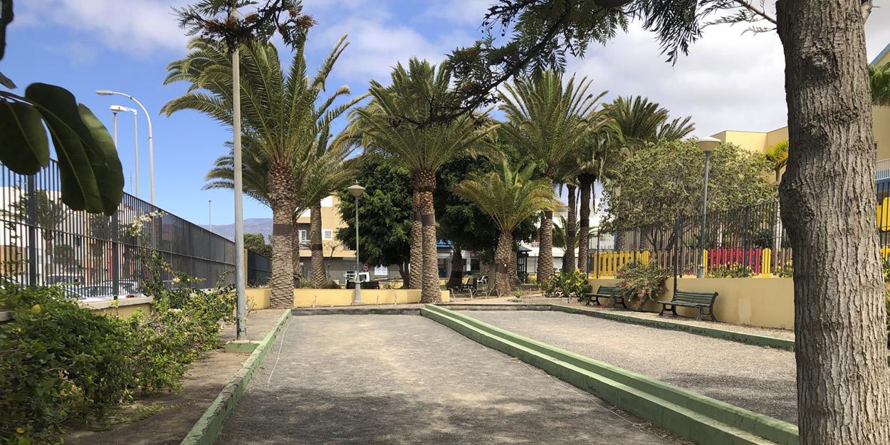 Recuperación y reforma integral del parque urbano Casa Cultural Playa de Arinaga en Argüimes, Las Palmas de Gran Canaria Hernan Lleida Bernardo Garcia8