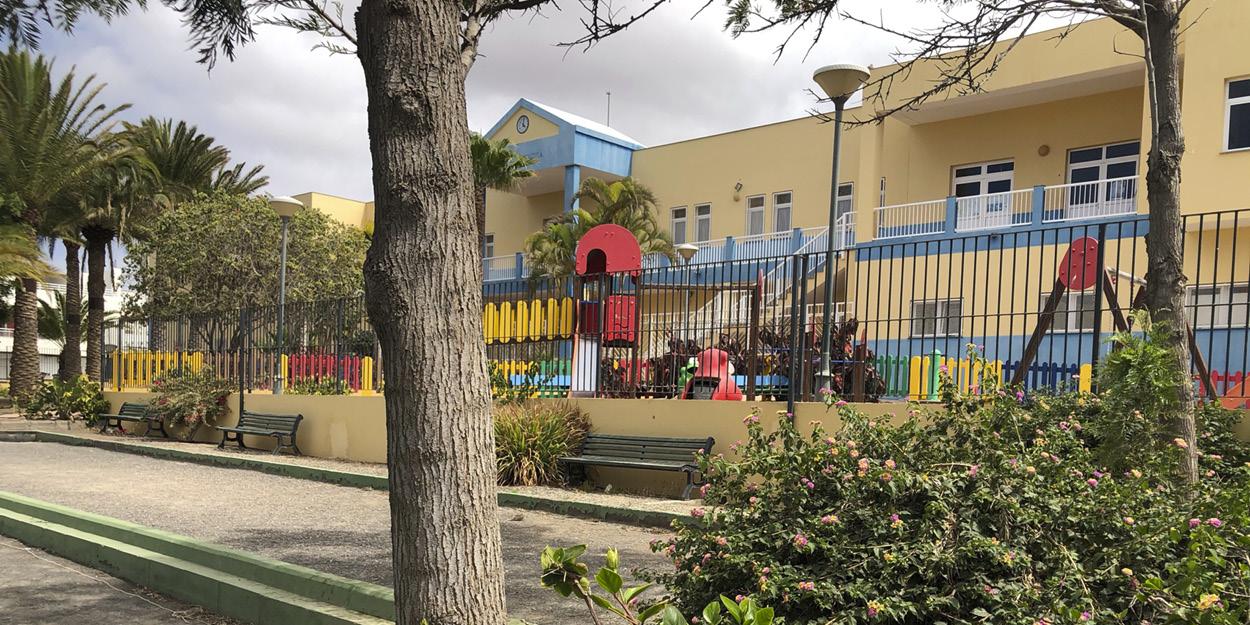Recuperación y reforma integral del parque urbano Casa Cultural Playa de Arinaga en Argüimes, Las Palmas de Gran Canaria Hernan Lleida Bernardo Garcia9